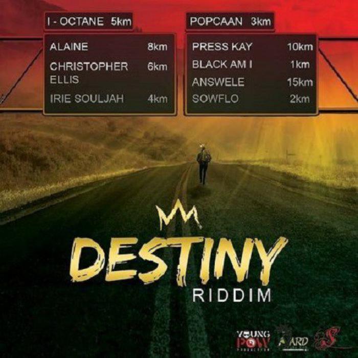 Destiny Riddim chez Young Pow