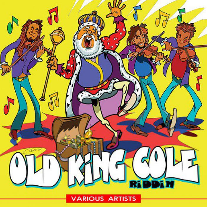 Old King Cole Riddim chez Tad's Records