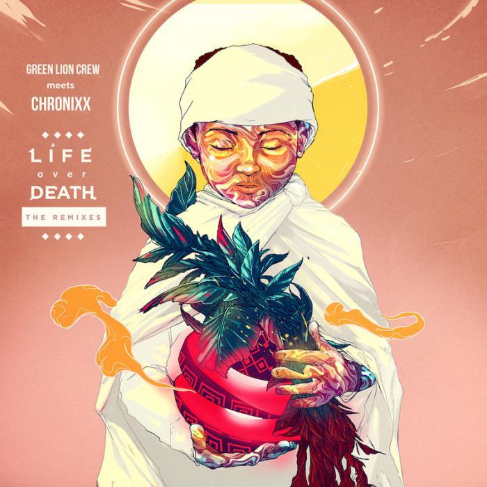 Chronixx remixé sur un EP