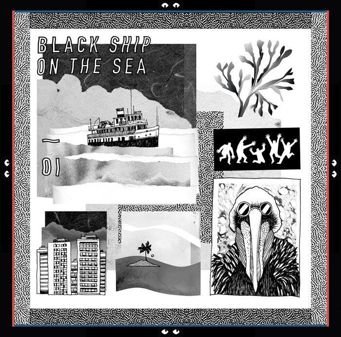 Focus : Black Ship - EP 'On The Sea'