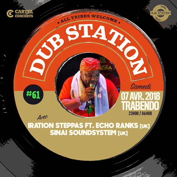Dub Station #61 ce samedi à Paris