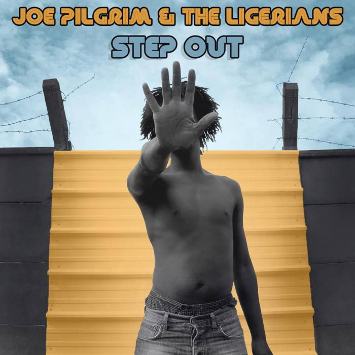 Joe Pilgrim & The Ligerians : 'Step Out' le clip