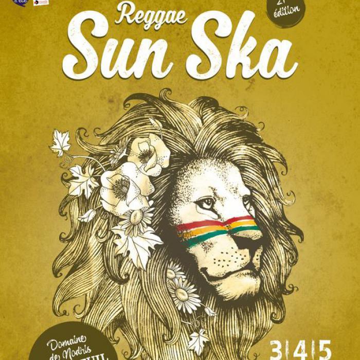 La prog complète du Reggae Sun Ska