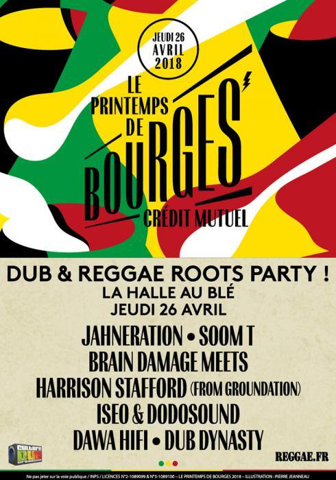 Du reggae au Printemps de Bourges : places à gagner