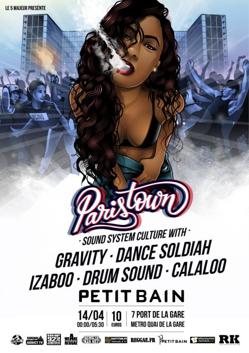 Paristown #5 ce samedi