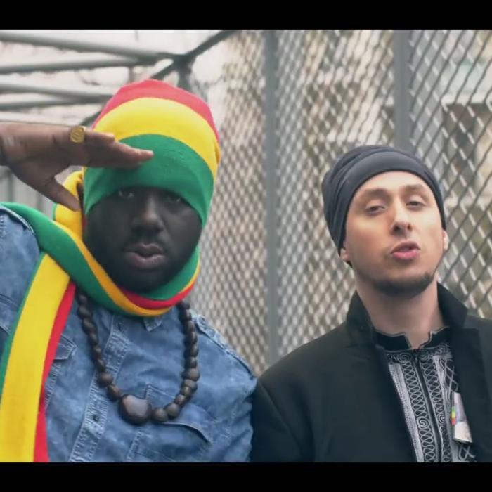 Stranjah Miller & Fyah P : 'Looking for Zion' le clip