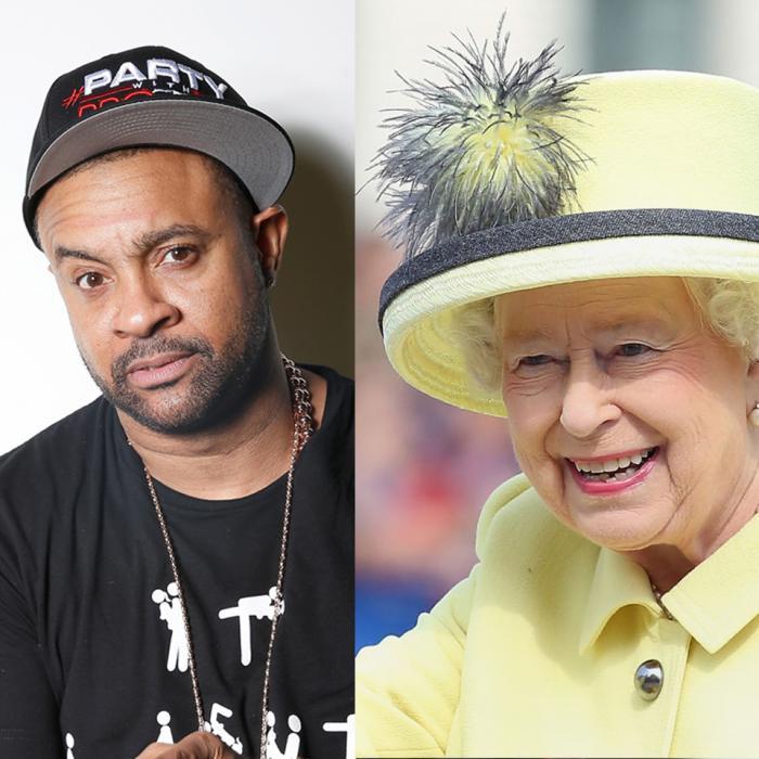 Shaggy chantera pour la Reine d'Angleterre