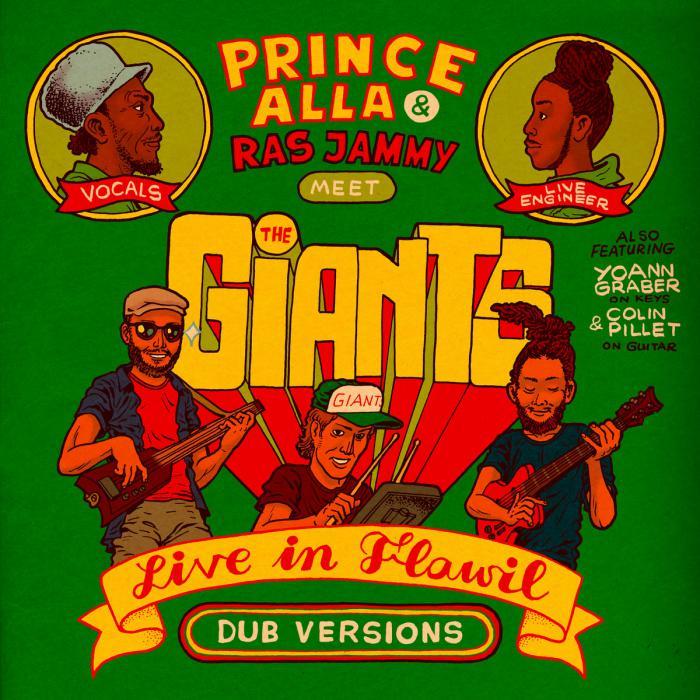 Un EP dub pour Prince Alla