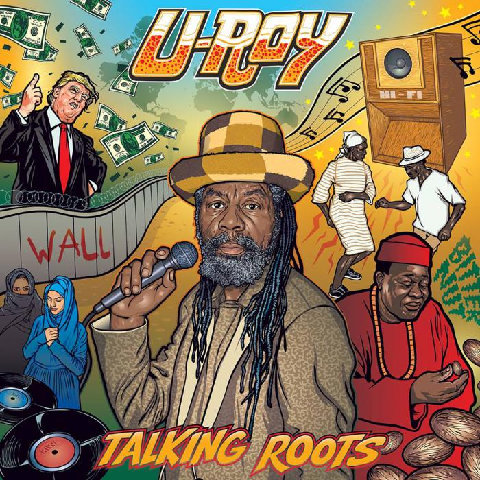 U-Roy : un album avec Mad Professor