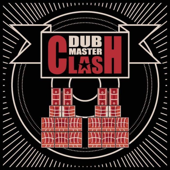 Un vinyle Dub Master Clash avec Echo Minott