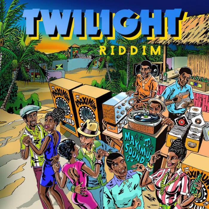 Twilight Riddim chez Maximum Sound
