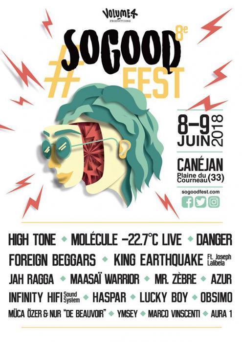 So Good Fest en juin en Gironde