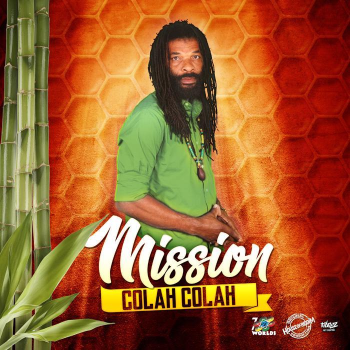 Colah Colah : 'Mission' l'album