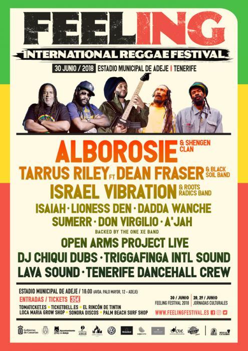 Feeling Festival sur les Îles Canaries