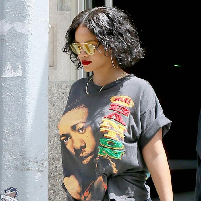 Un album reggae pour Rihanna ?