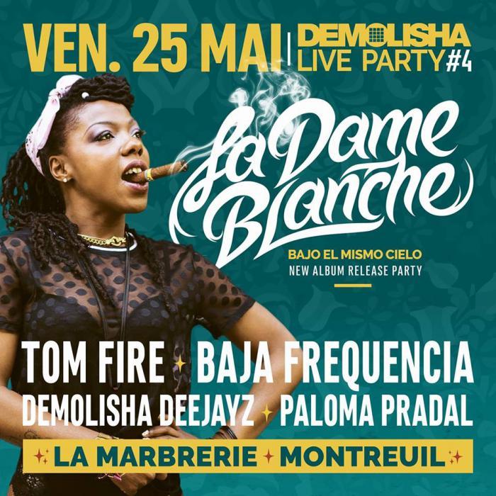 La Dame Blanche à Montreuil : concours