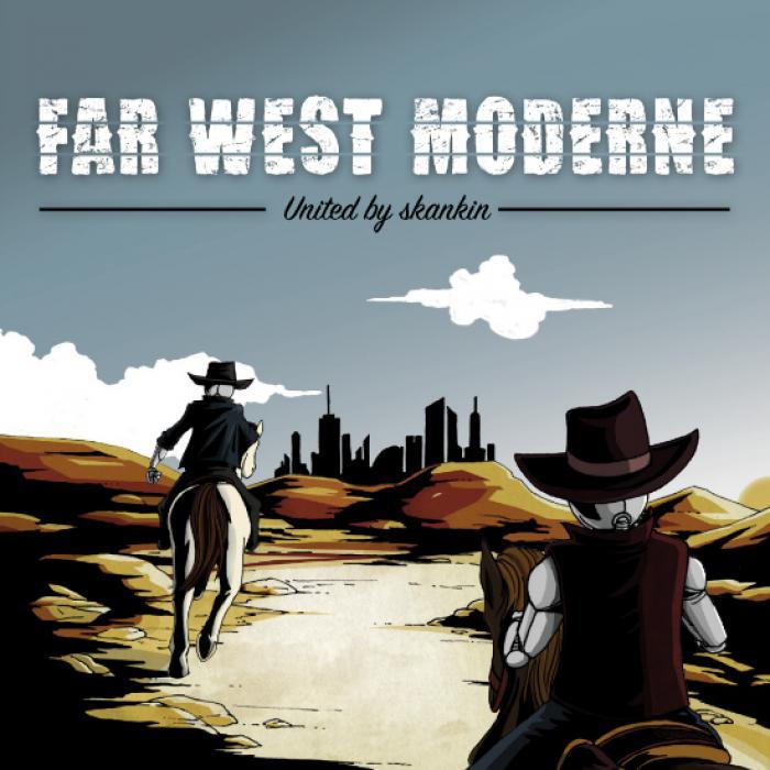 United By Skankin : 'Far West Moderne' l'album