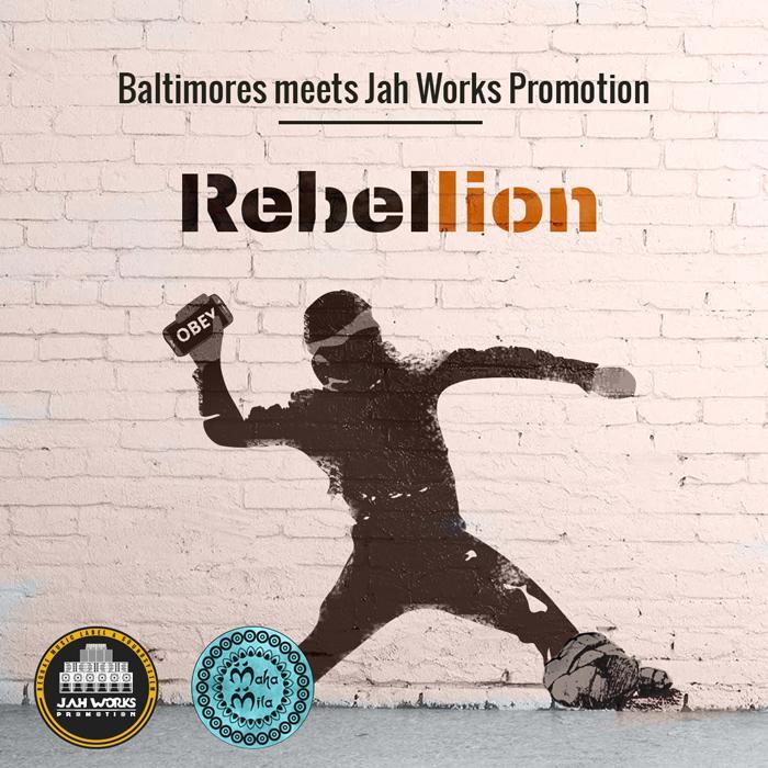 Baltimores : un single avec Jah Works Promotion