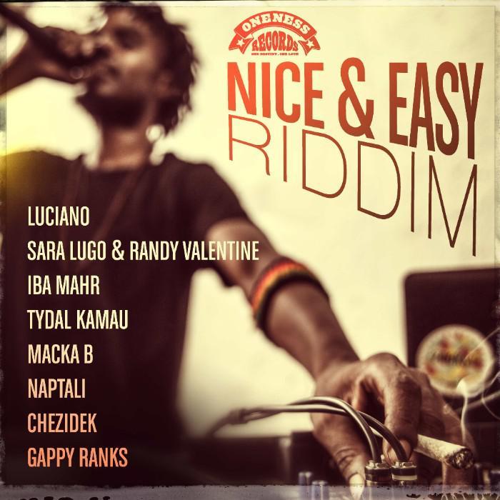 Luciano, Iba Mahr & Chezidek - Nice & Easy vidéo