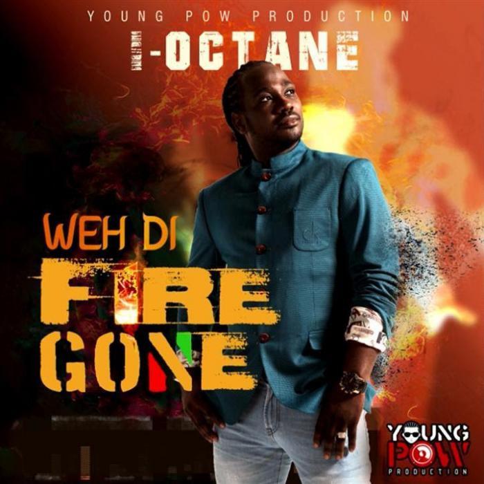 I-Octane : 'Weh Di Fire Gone' le clip
