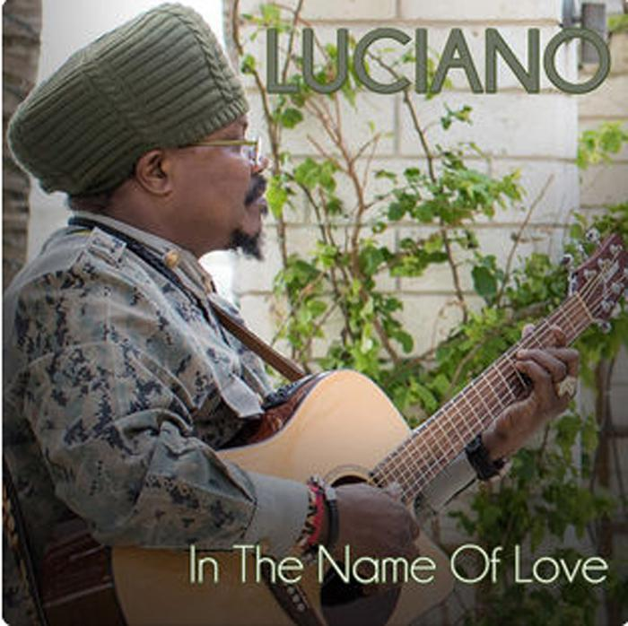 Luciano : 'In the Name of Love' l'album