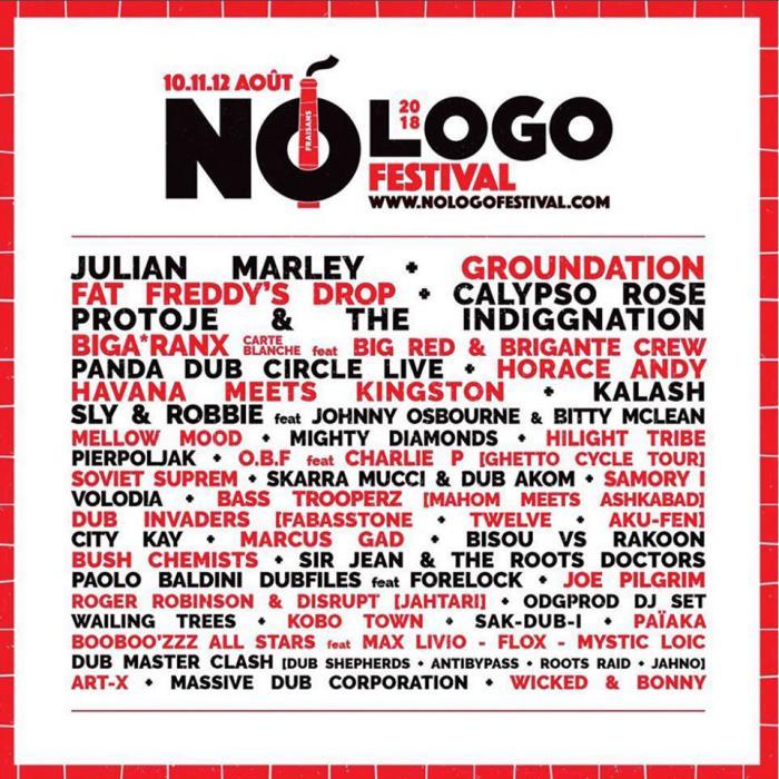 No Logo Festival : J-4