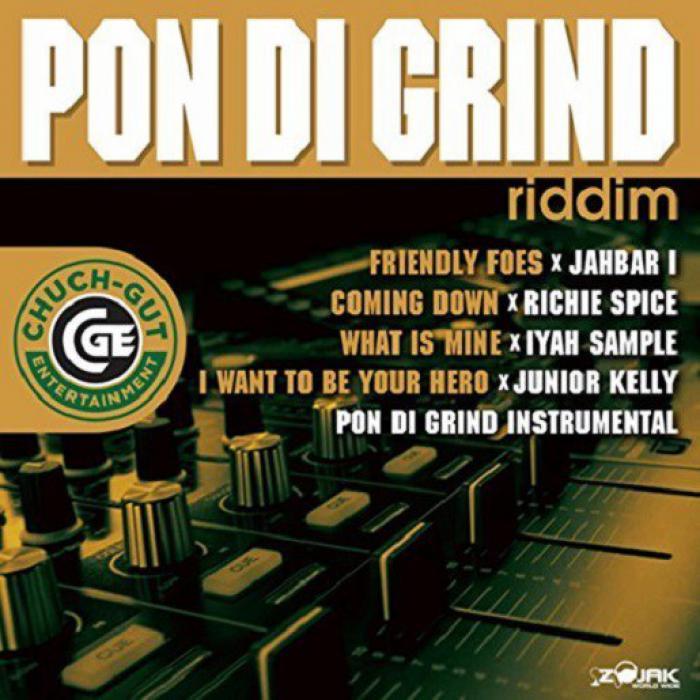 Pon Di Grind Riddim
