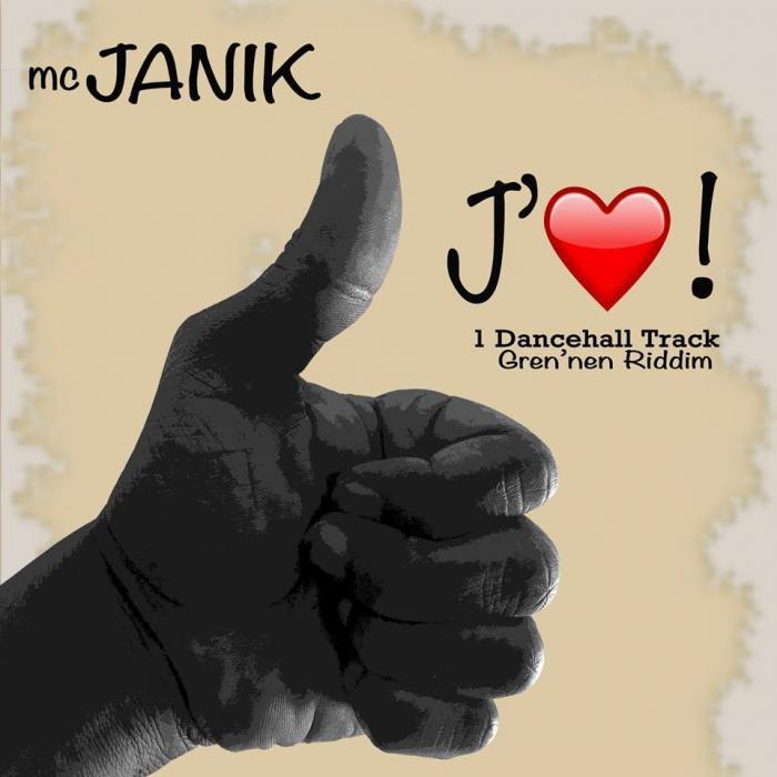 Janik Mc de retour avec de l'amour