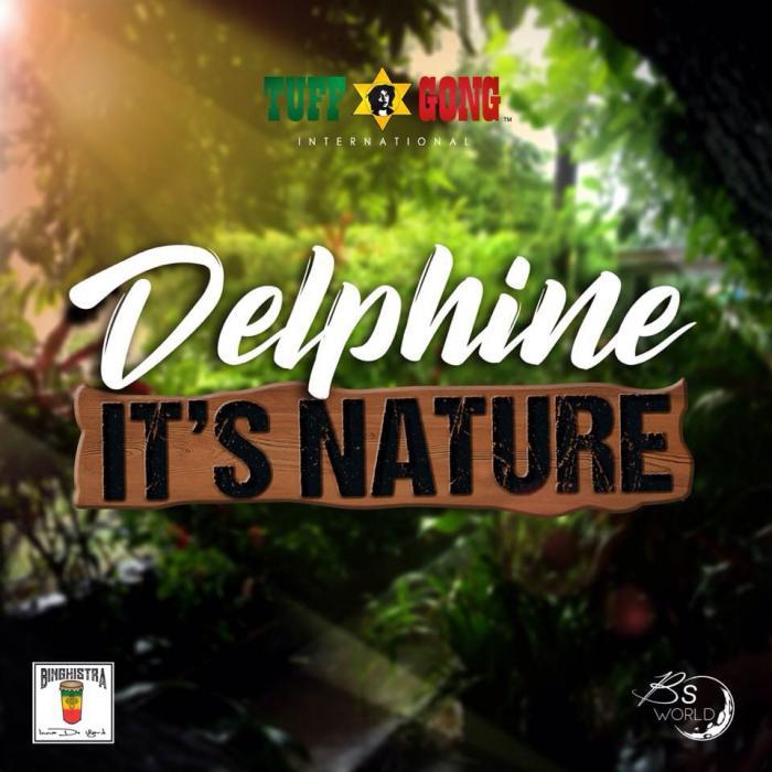 Delphine sort un nouveau single 'It's Nature'