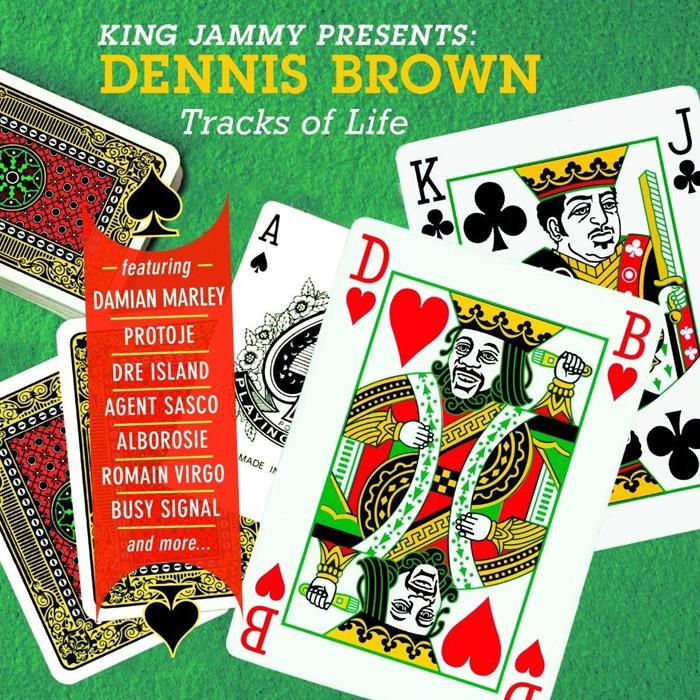 Un album posthume de D.Brown tout en duos !