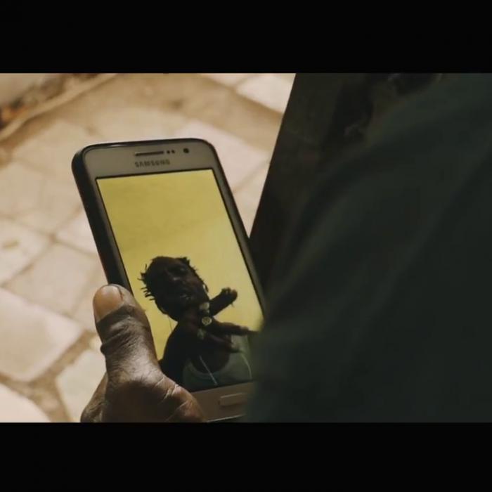 Ninja Man : 'Bucky Marshall' le clip