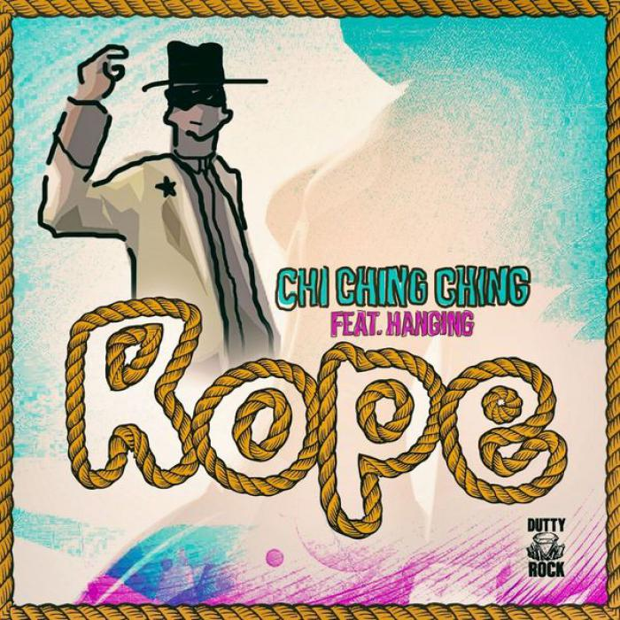 Chi Ching Ching x Hanging : 'Rope' clip