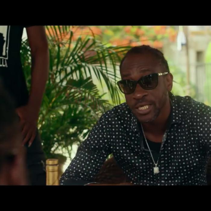 Bounty Killer & Versi : 'The Voice' le clip