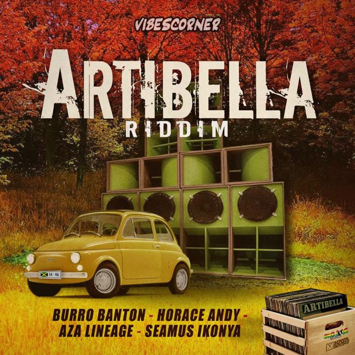 Artibella Riddim chez Vibes Corner