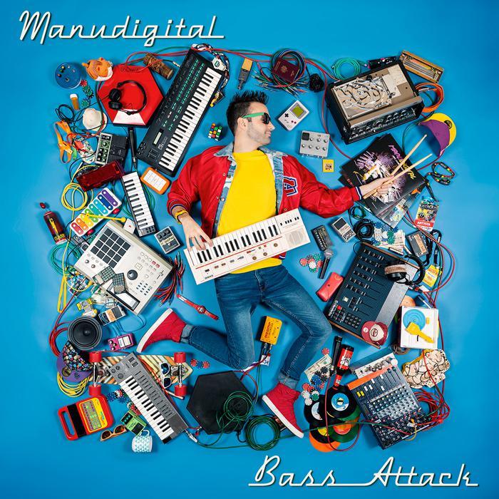 Manudigital : 'Bass Attack' l'album en octobre