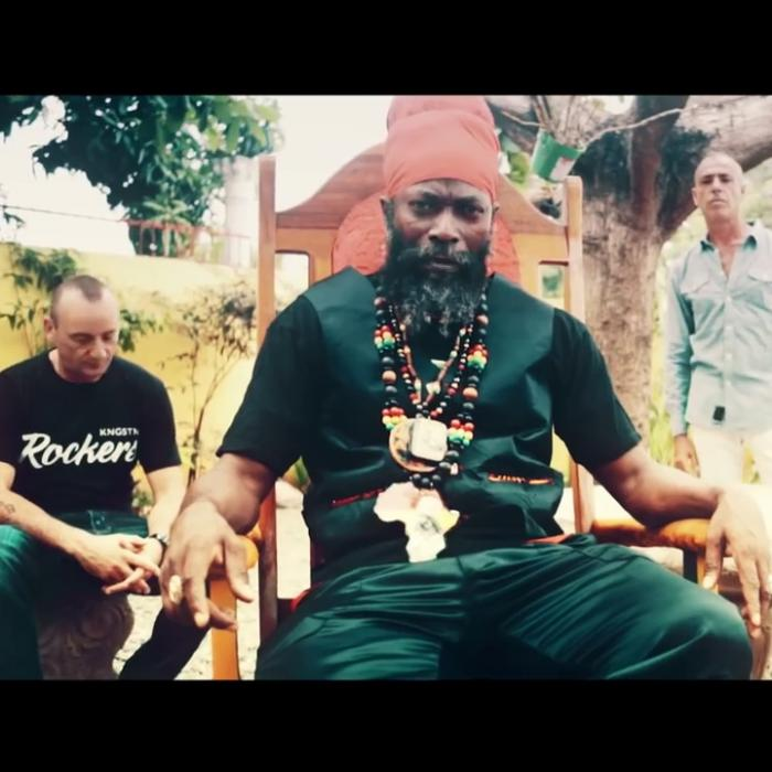 Capleton & Sud Sound System : 'Day by Day' le clip