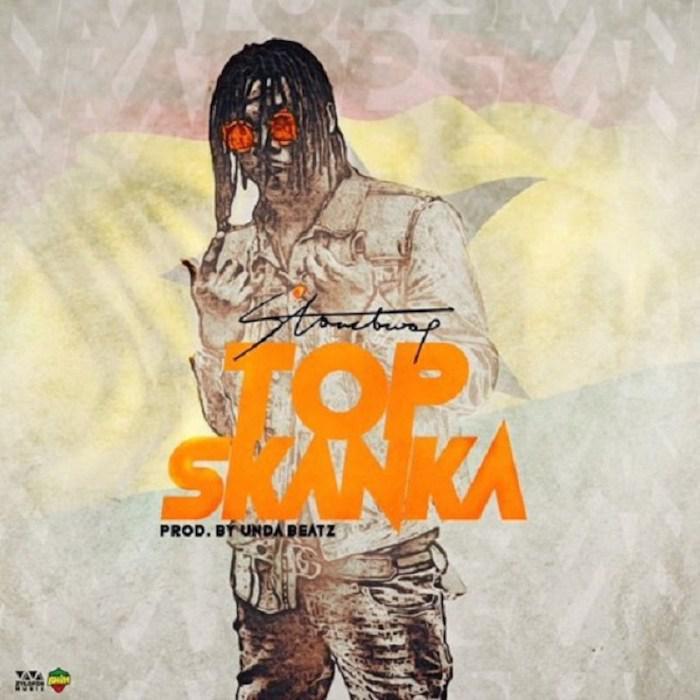 Stonebwoy nous fait vibrer avec son clip 'Top Skanka'