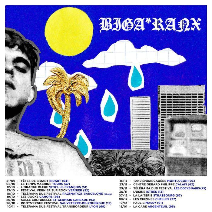 Biga Ranx en tournée !