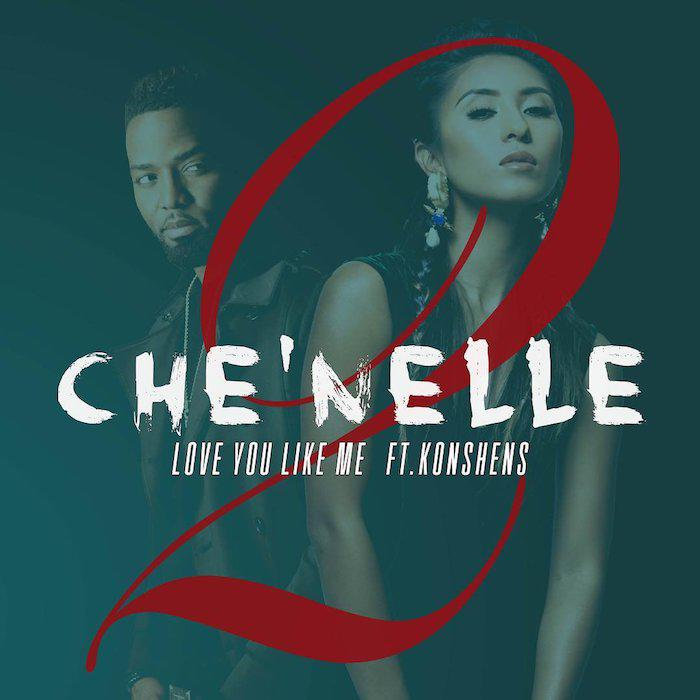 Che'Nelle ft. Konshens 'Love You Like Me' le clip