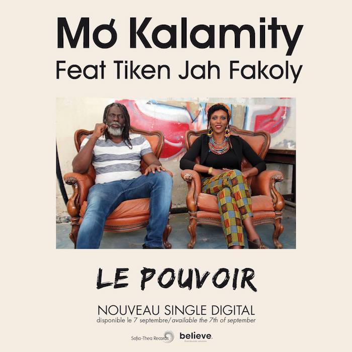 Mo'Kalamity invite Tiken Jah Fakoly sur un titre
