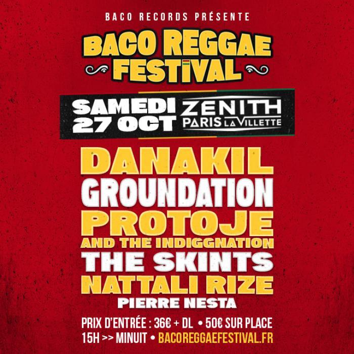 Le Baco Reggae Festival c'est bientôt !