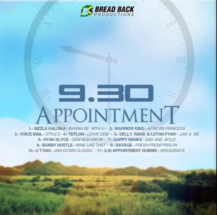 9.30 Appointment Riddim
