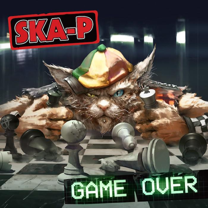 Ska-P fait son retour avec l'album 'Game Over'