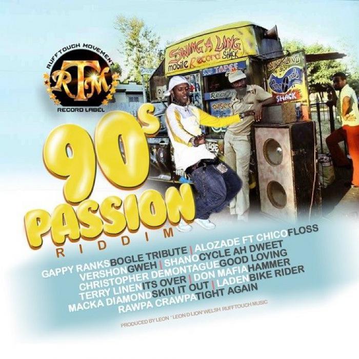 90's Passion Riddim