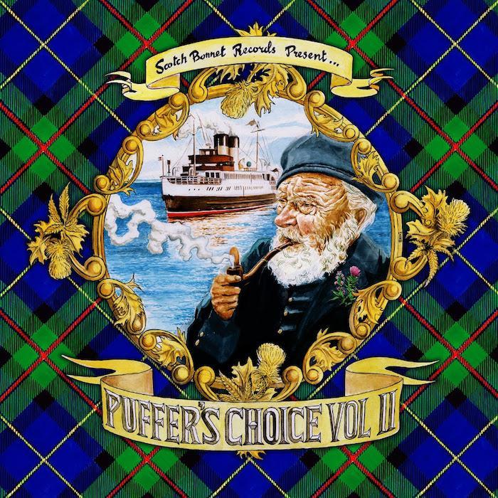 Compil' Puffer's Choice II chez  Scotch Bonnet