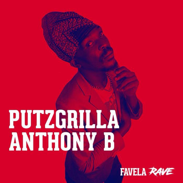Anthony B. sur un tune bass music explosif !