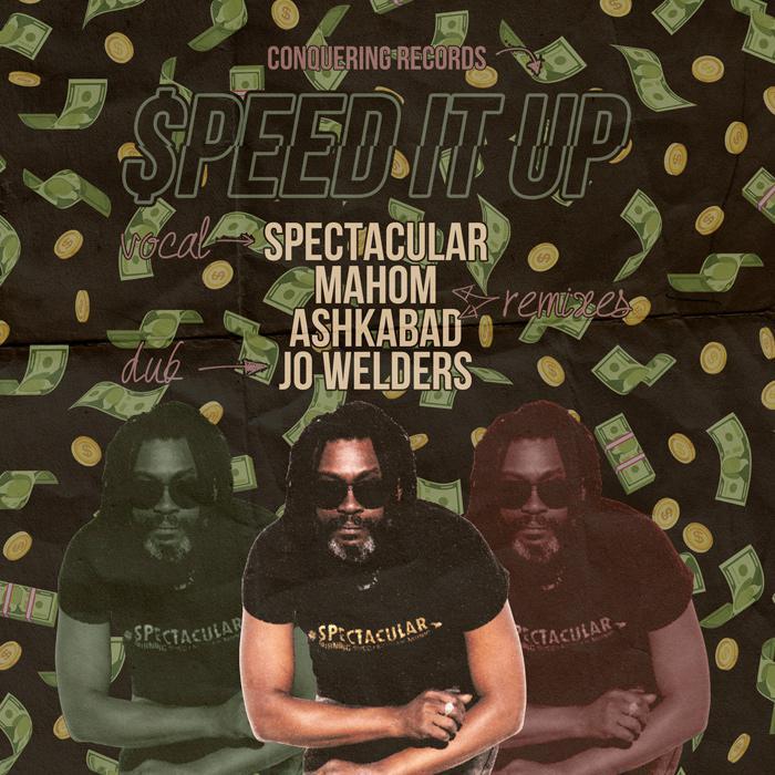 Conquering Records : nouveau maxi avec Spectacular