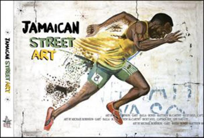 Un livre sur le street art jamaïcain
