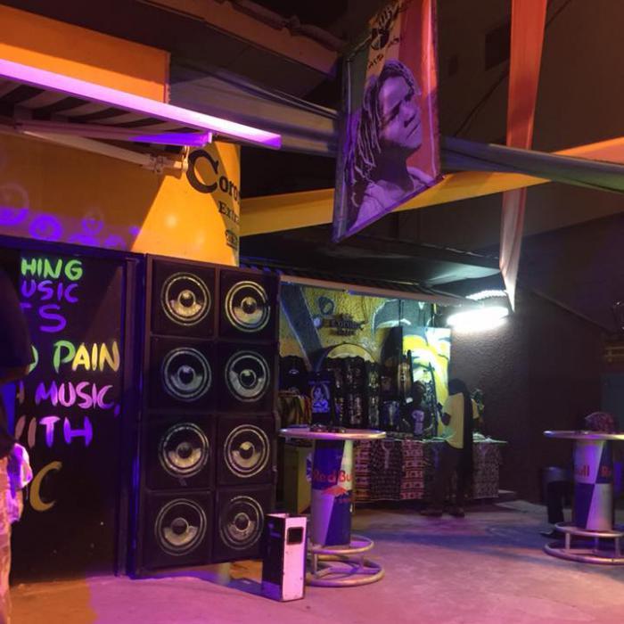 Parker Place : The place to be à Abidjan