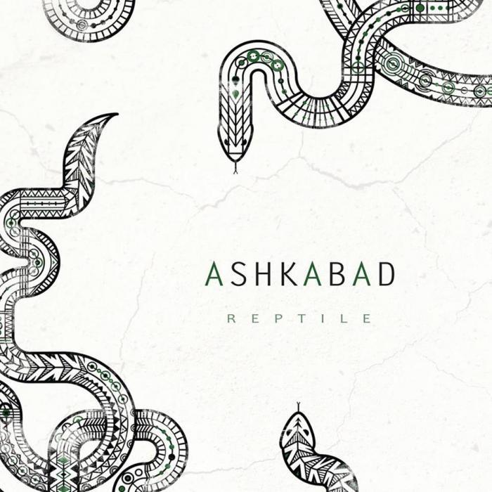 Ashkabad : 'Reptile' l'album